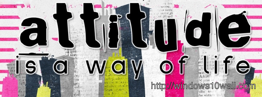 Boys Trendy Attitude Facebook Timeline Background Cover