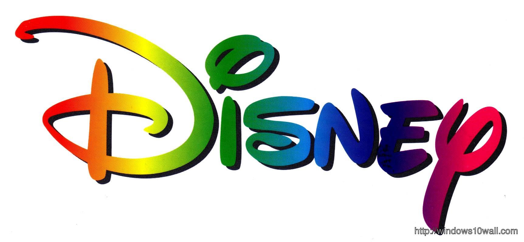 large disney logo download