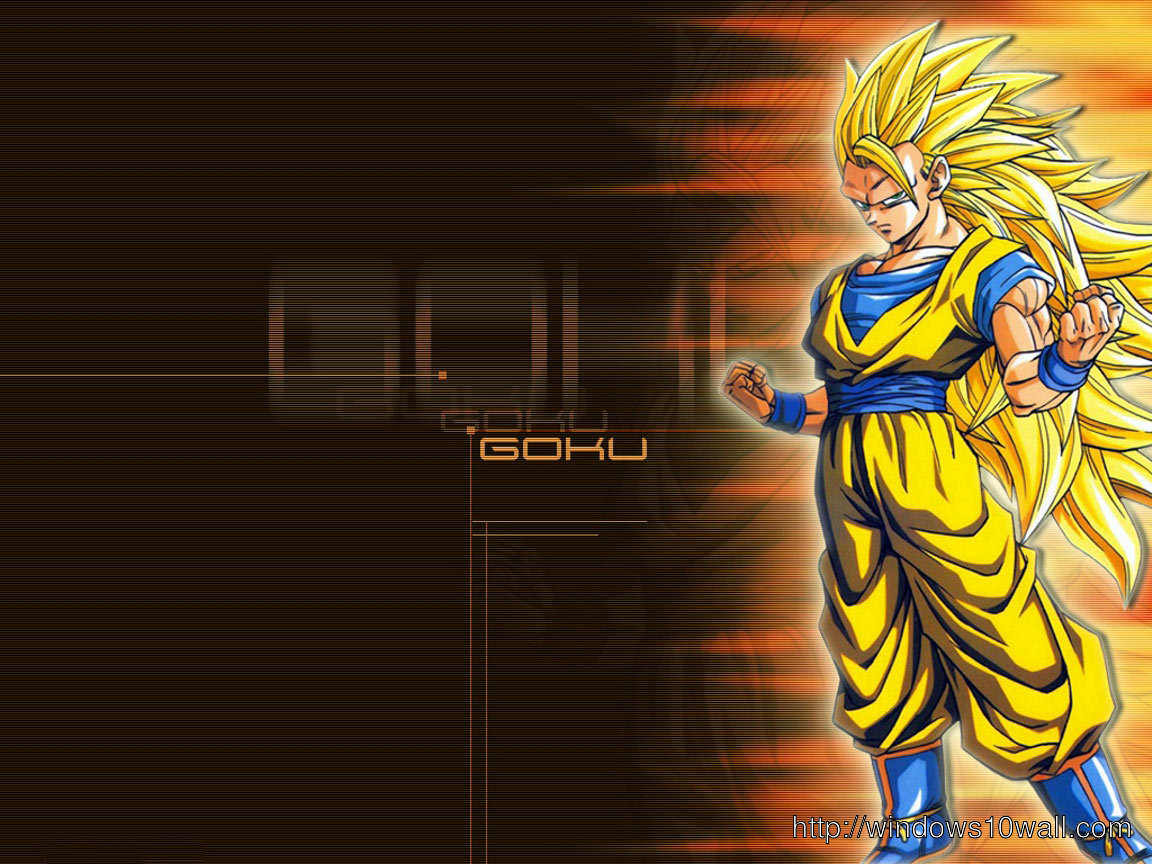 Goku Background Wallpaper | Dragon BallZ | Goku