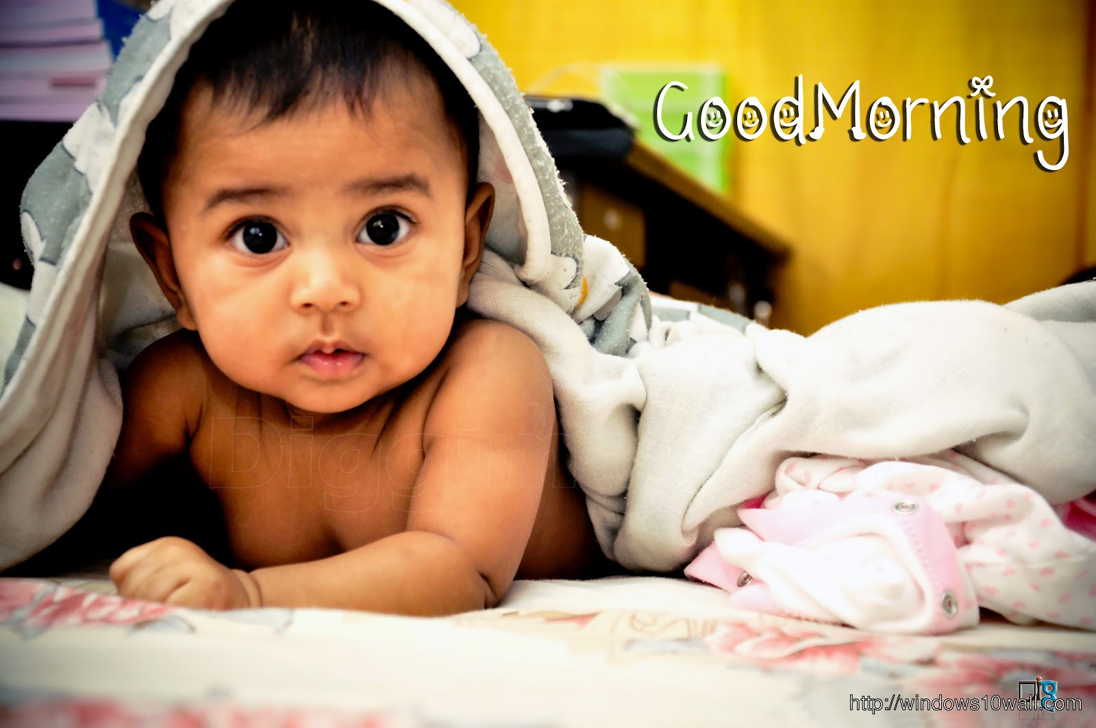 Sweet Baby Good Morning Images Free Download Windows 10 Wallpapers