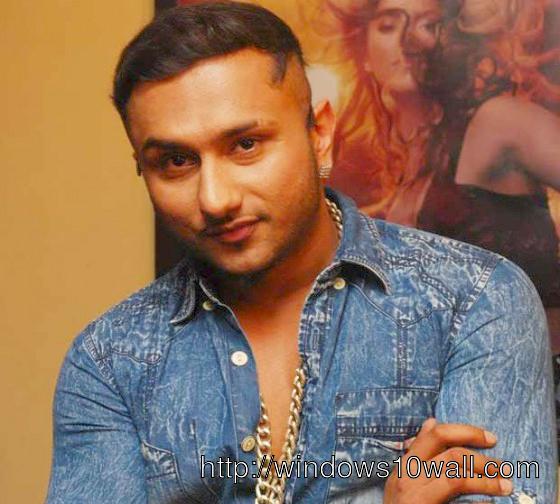 Stylish Honey Singh Background Wallpaper
