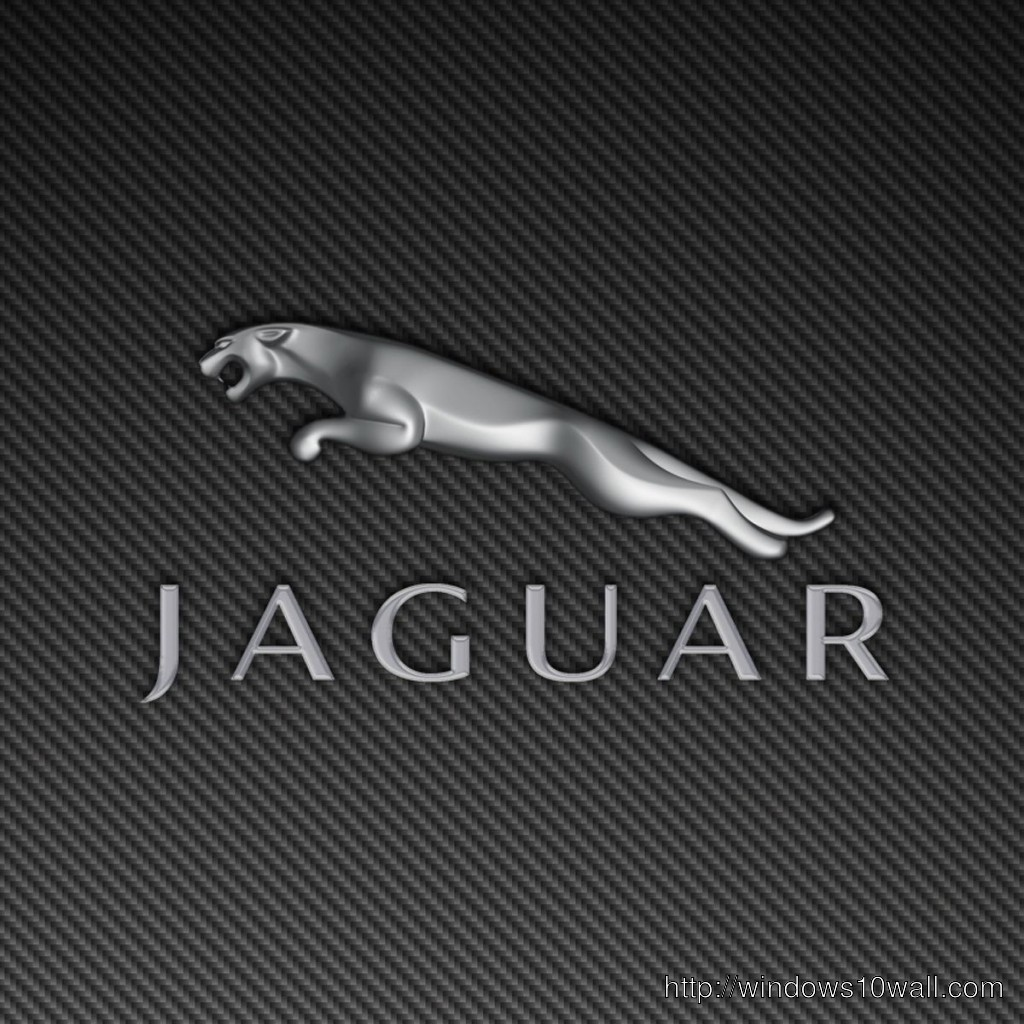 Jaguar Logo Ipad Wallpaper