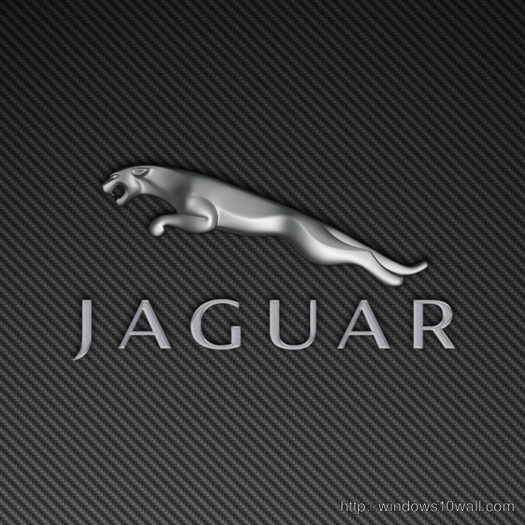 Jaguar Logo Ipad Wallpaper
