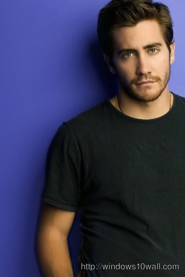 Actor Jake Gyllenhaal HD Wallpaper Iphone