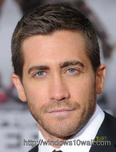 Jake Gyllenhaal Haircut Background Wallpaper