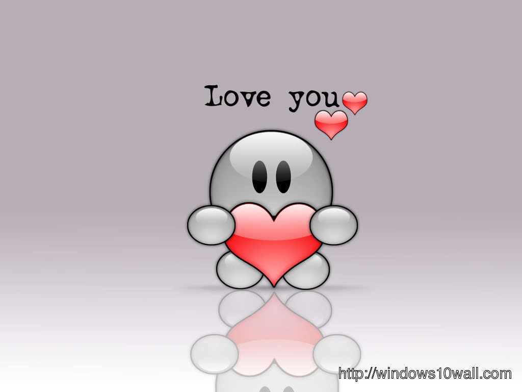 Love You But I'm Not In Love With You Transparent Wallpaper