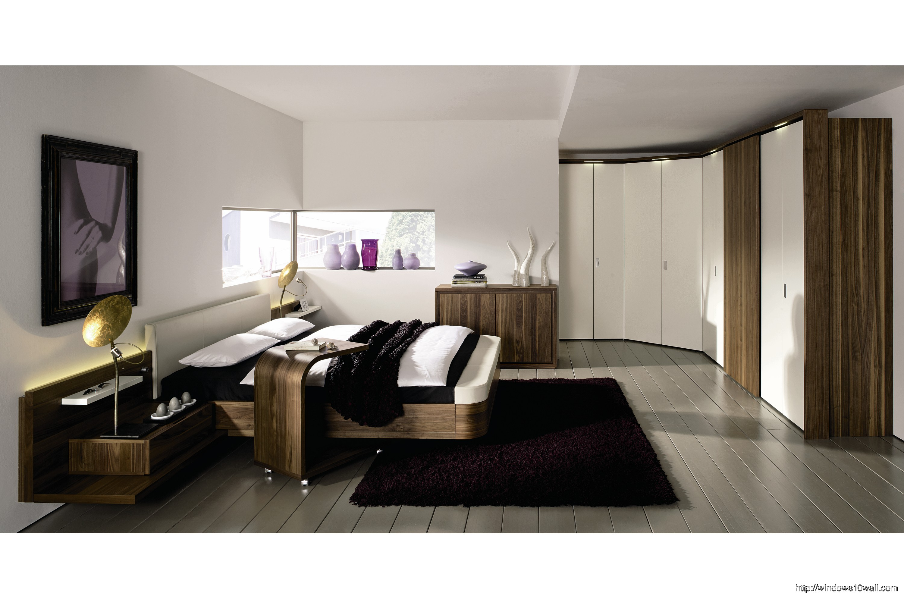 Modern Luxury bedrooms Ideas