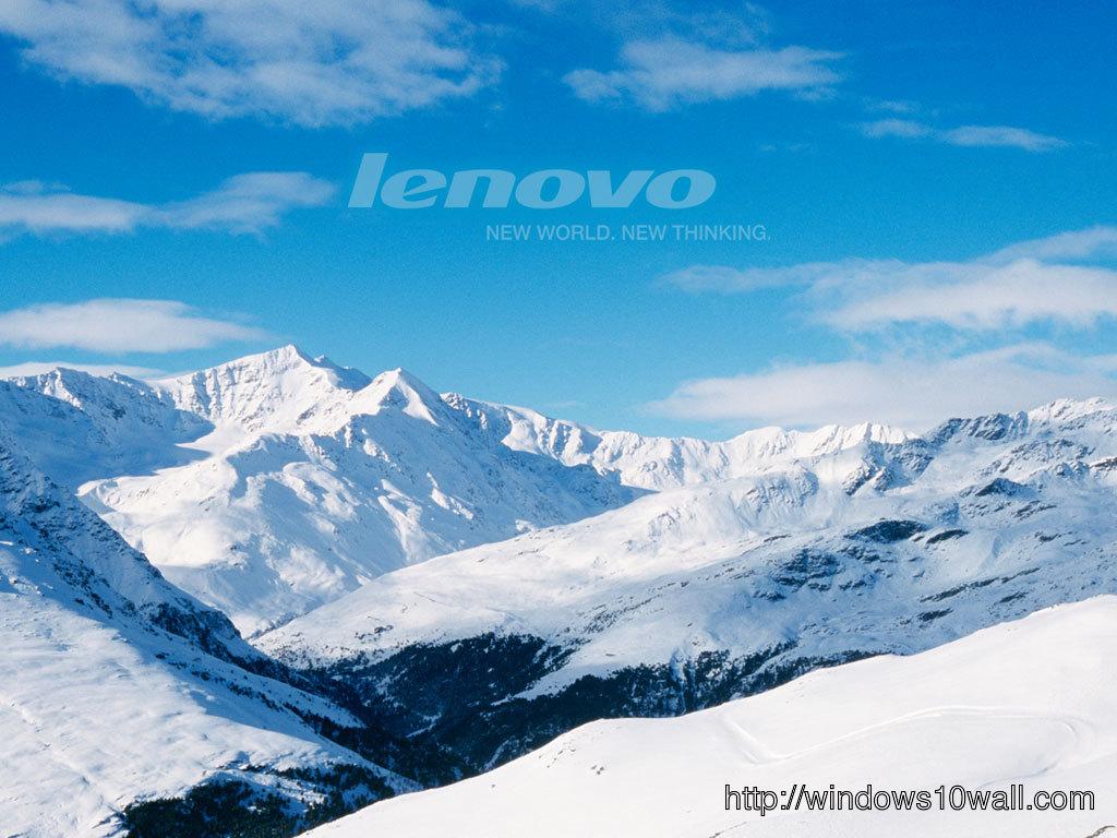 Lenovo Laptop Wallpaper Free Download