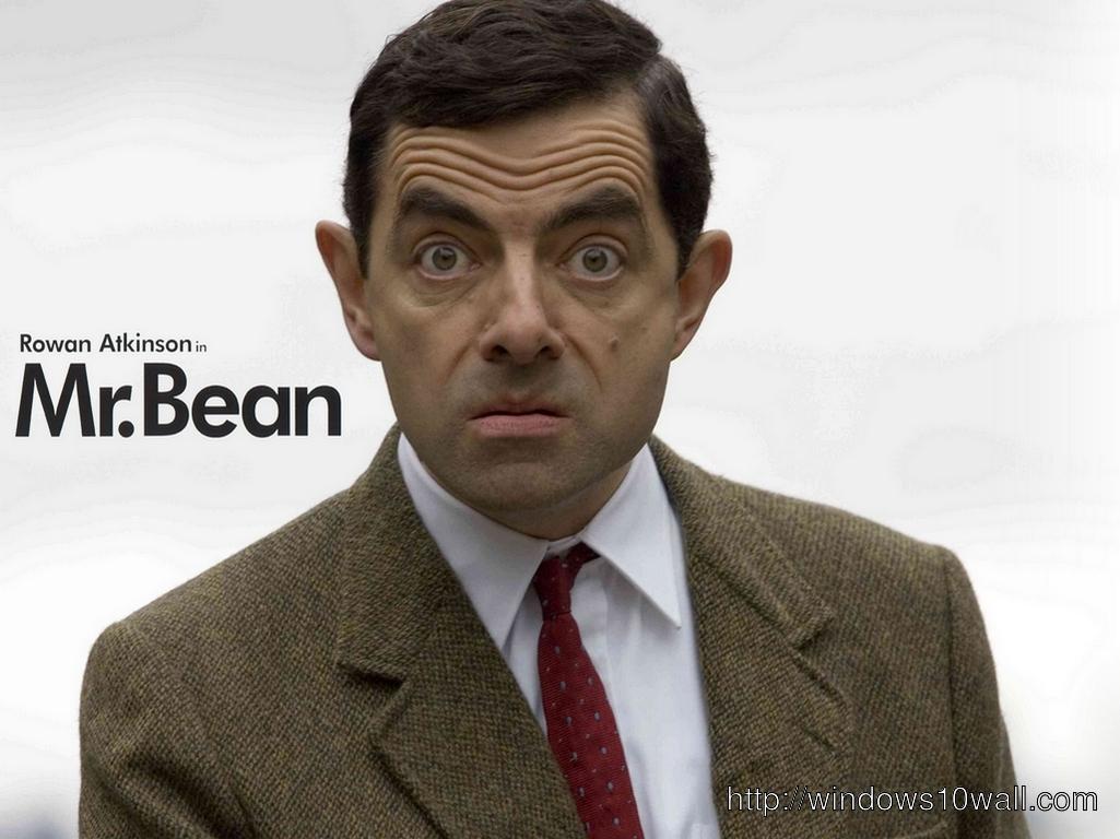 Hey Mr. Bean Wallpaper