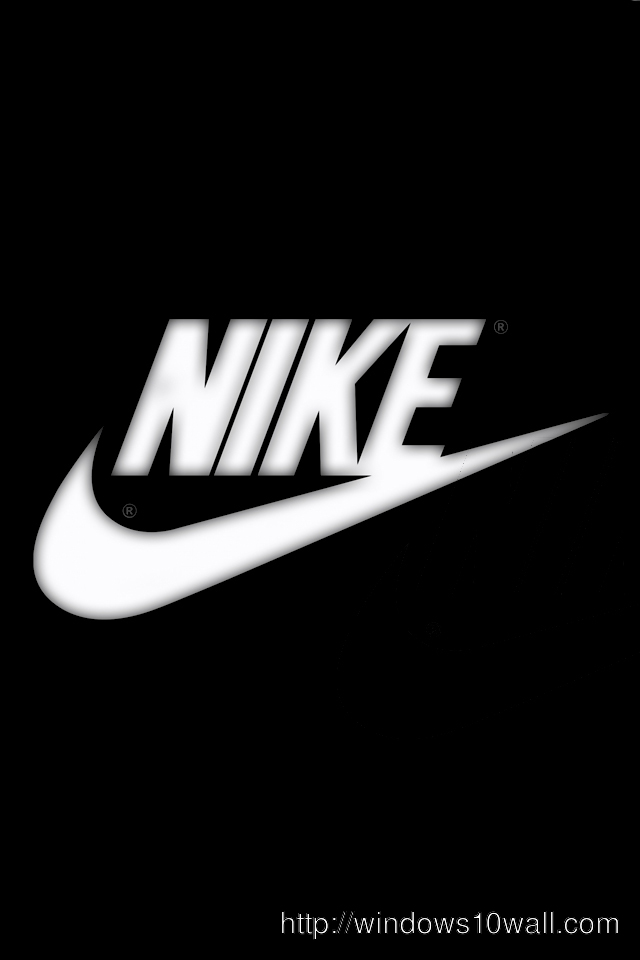 Nike iPhone 4 Background Wallpaper