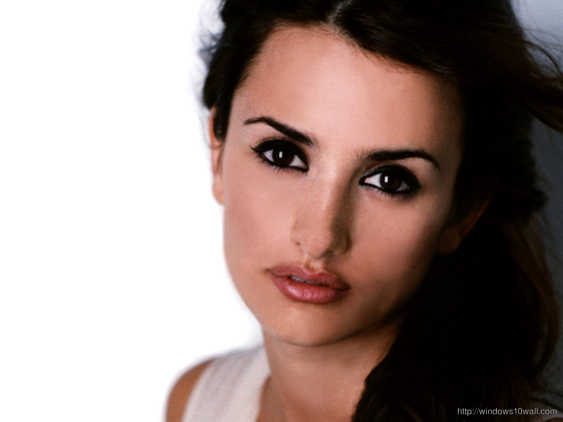 Penelope Cruz Background Wallpaper