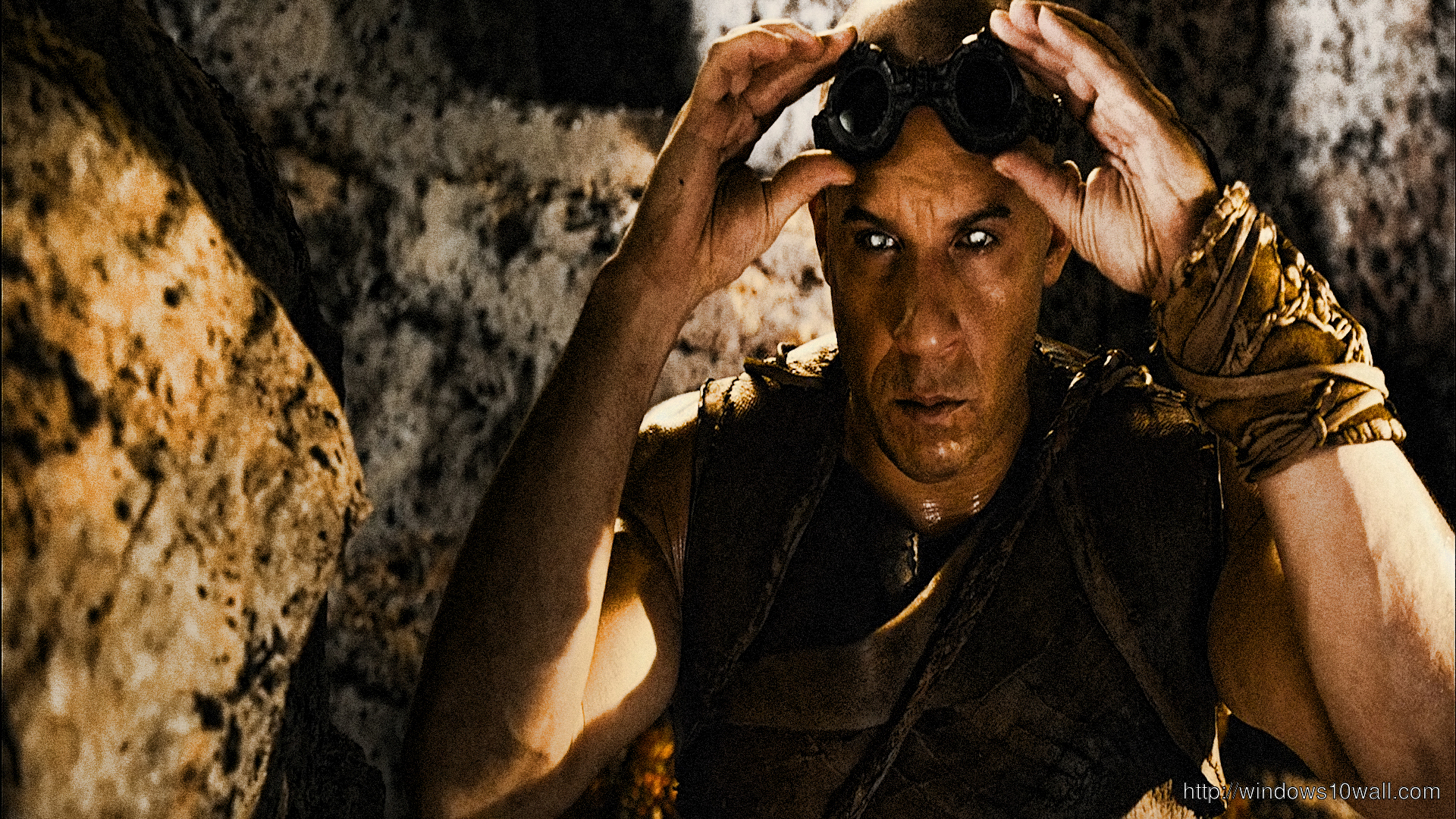Riddick Movie HD Wallpaper