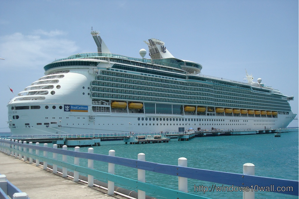 Royal Caribbean Cruise Background Wallpaper