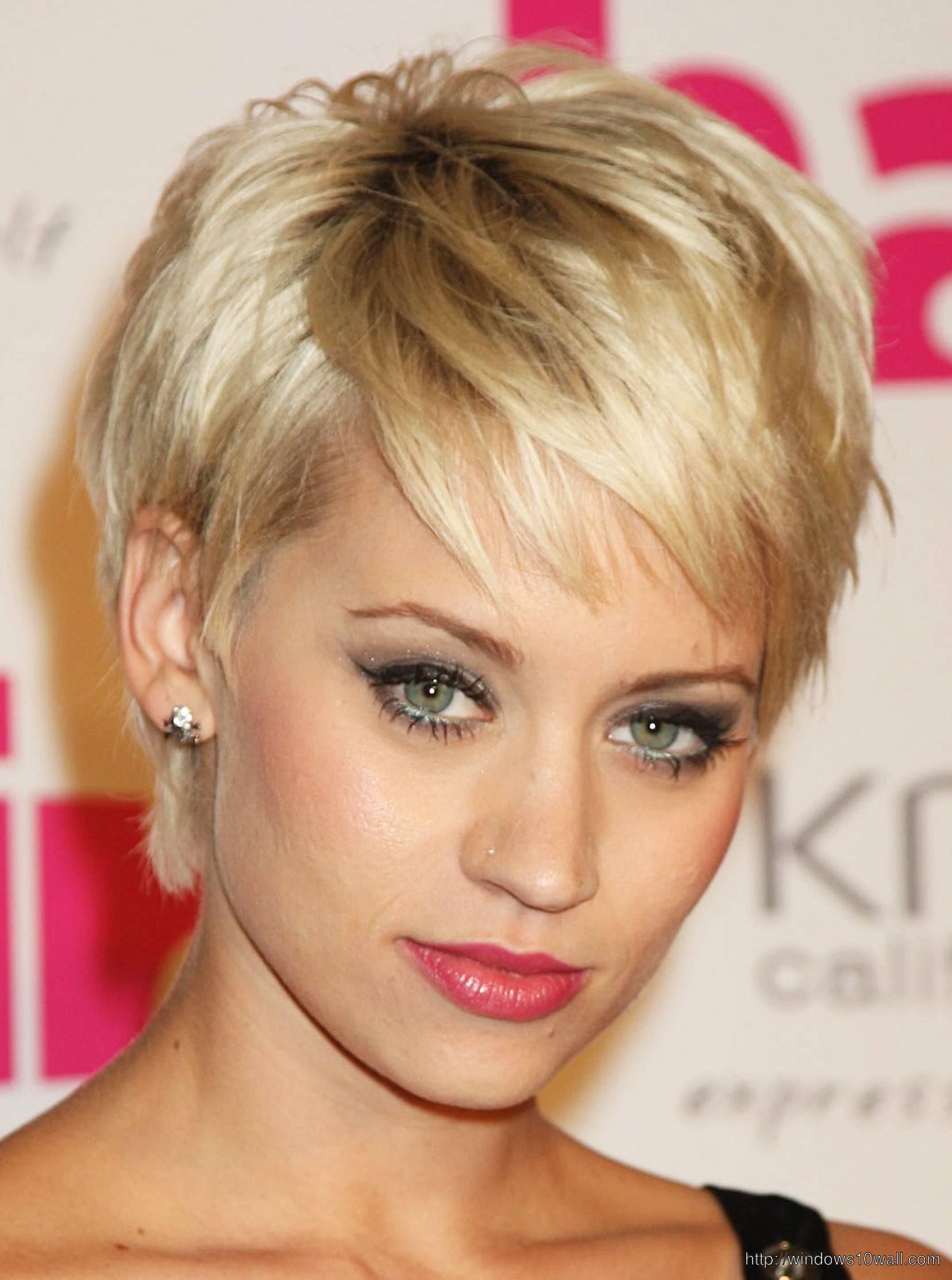 Women Short Hairstyles Ideas