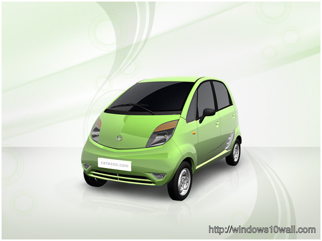 Tata Nano Wallpaper