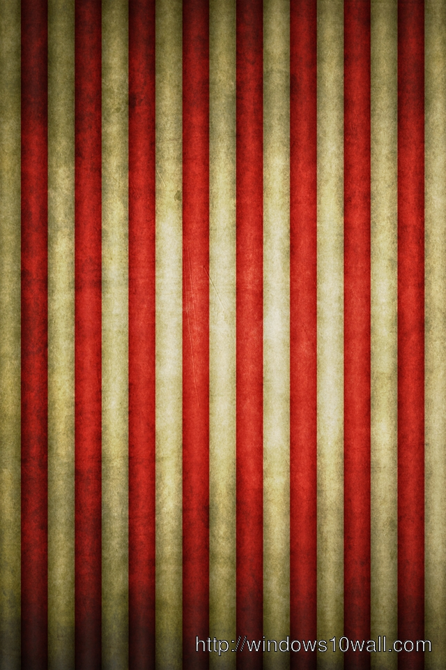 Vintage Flag Stripes iPhone Background Wallpaper