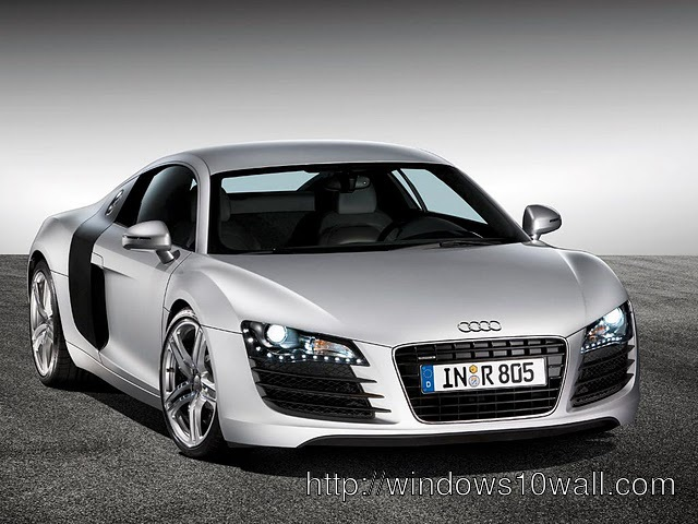 Audi R8 Black or silver