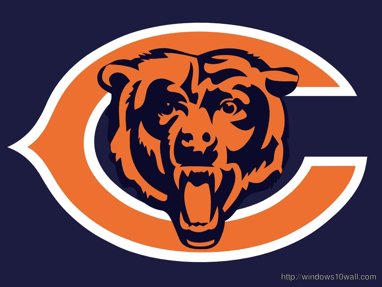 Chicago Bears Background Logo