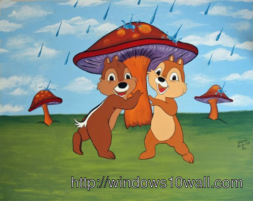 Chip and dale cartoons hd wallpaper windows 10 wallpapers - Chip n dale wallpapers free download ...