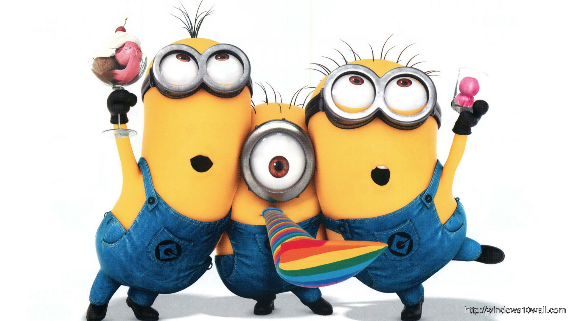 minions ipad hd wallpaper