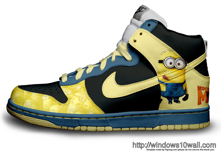 Minions Shoes Wallpaper