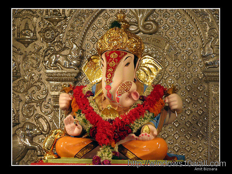 dagdusheth ganpati hd wallpapers - windows 10 Wallpapers