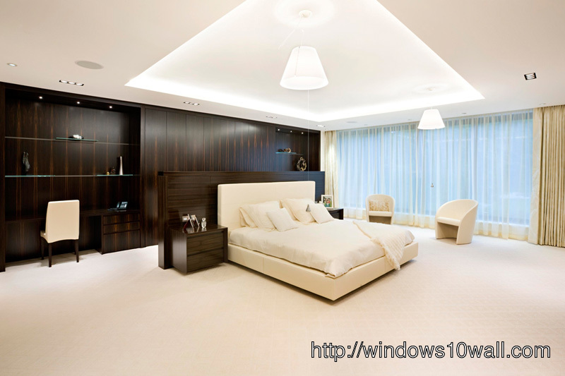Bedroom Into a Luxury Decorating Design