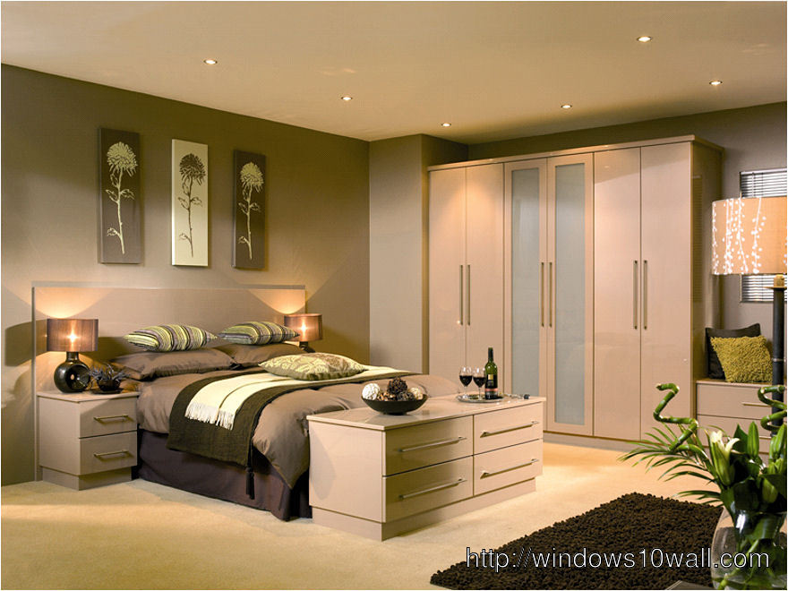 Luxury Bedrooms Wallpaper