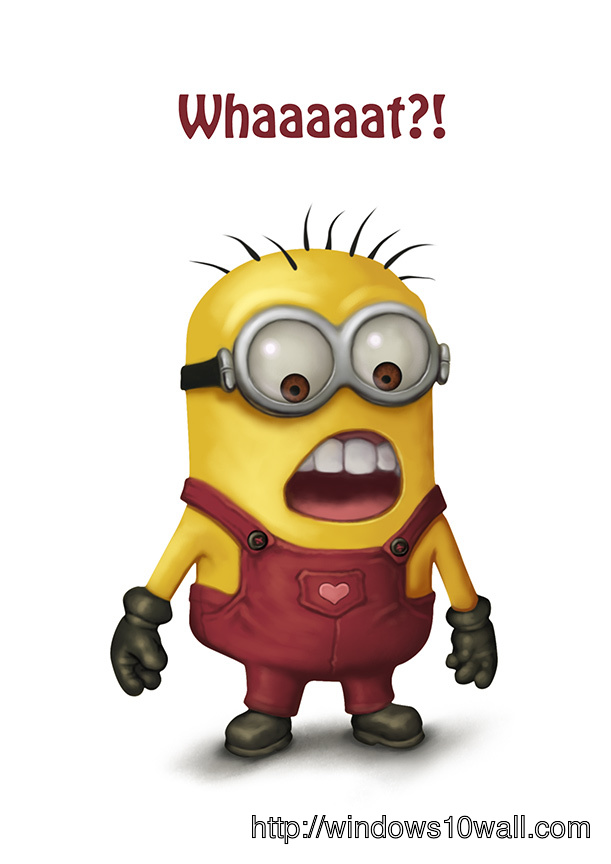 Animated Minion Background Wallpaper For PC - windows 10