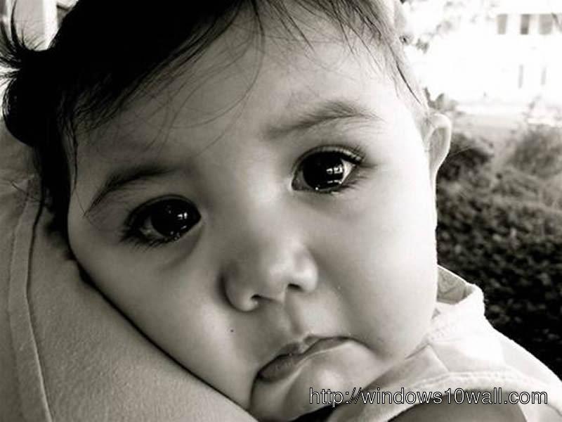 So Cute Little Sad boy new 2013 walpapers