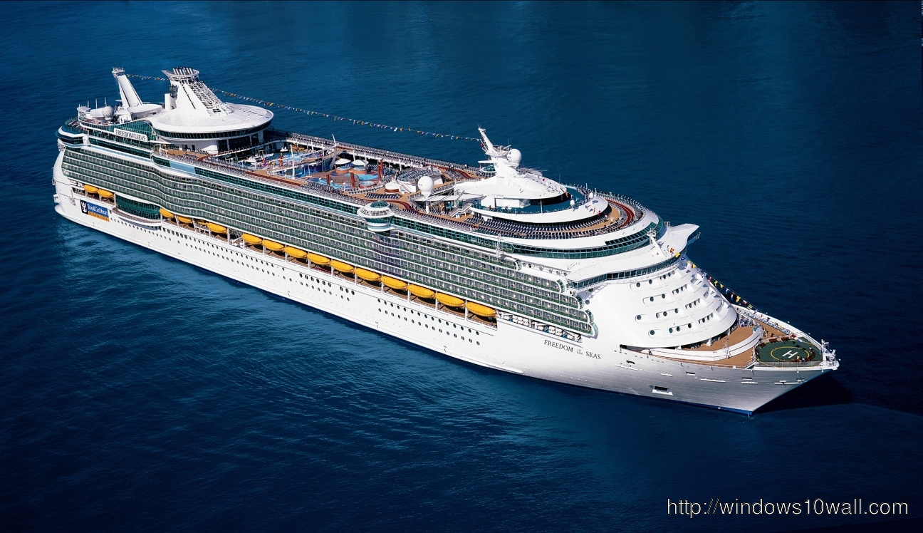 Royal Caribbean Cruise Background Wallpaper