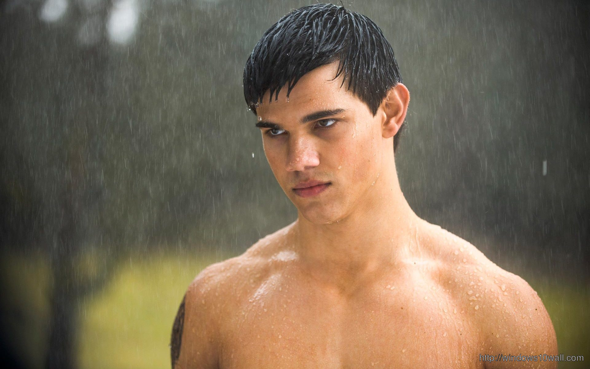 Taylor Lautner 1920x1200 Background Wallpaper