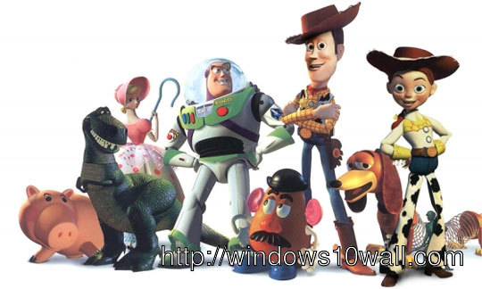 toy story 3 characters