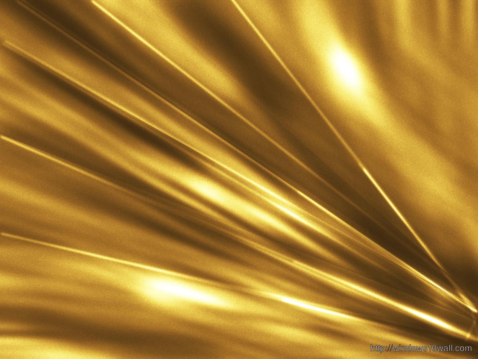 Gold Satin Background Wallpaper
