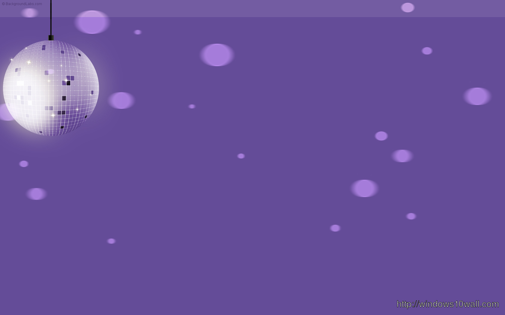 Disco Blue Twitter Background Wallpaper - windows 10 ...