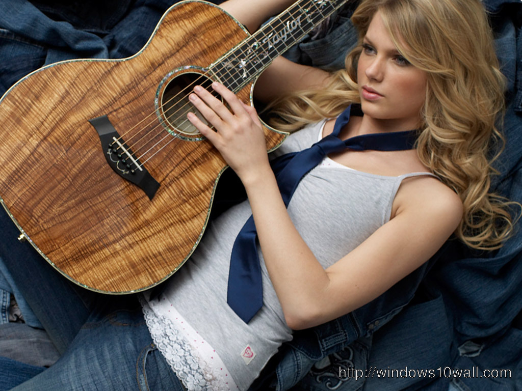 Celebrity Musicians Taylor Swift Wallpaper