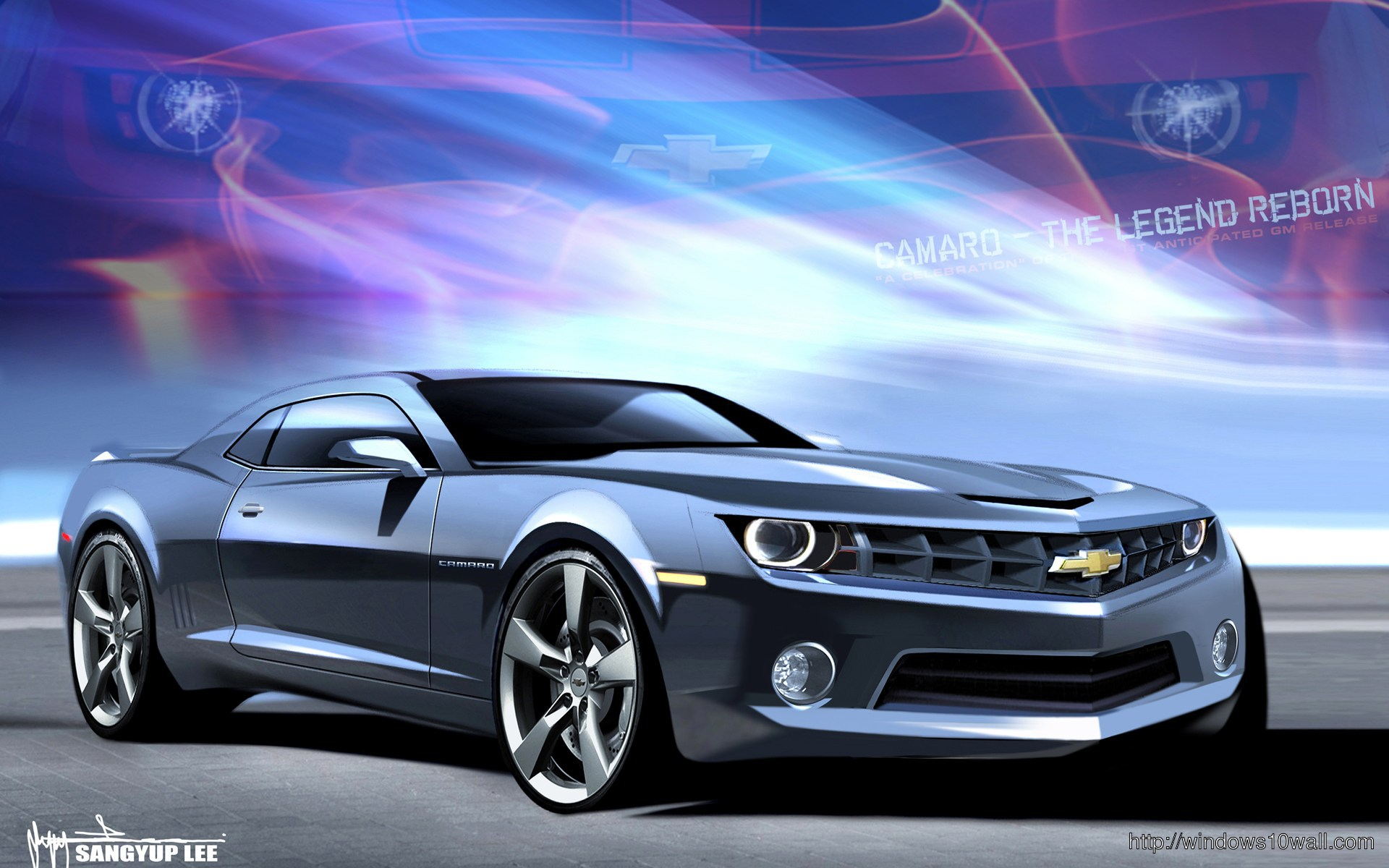 Chevrolet Silverado Background Wallpaper