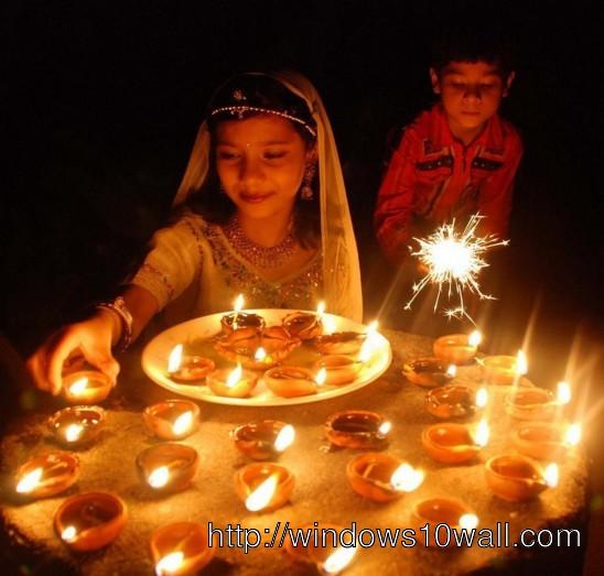 Festival of Diwali 2013 Ipad Wallpaper