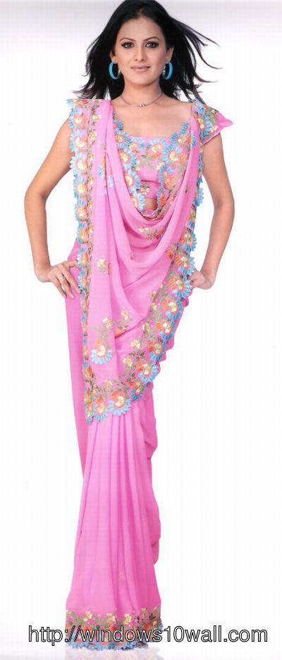 Fashion Latest Saree Design Ideas