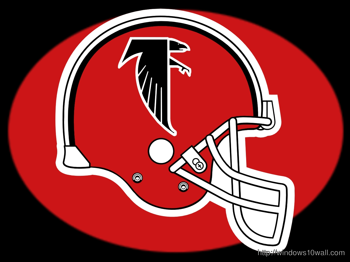 Atlanta Falcons Background Wallpaper