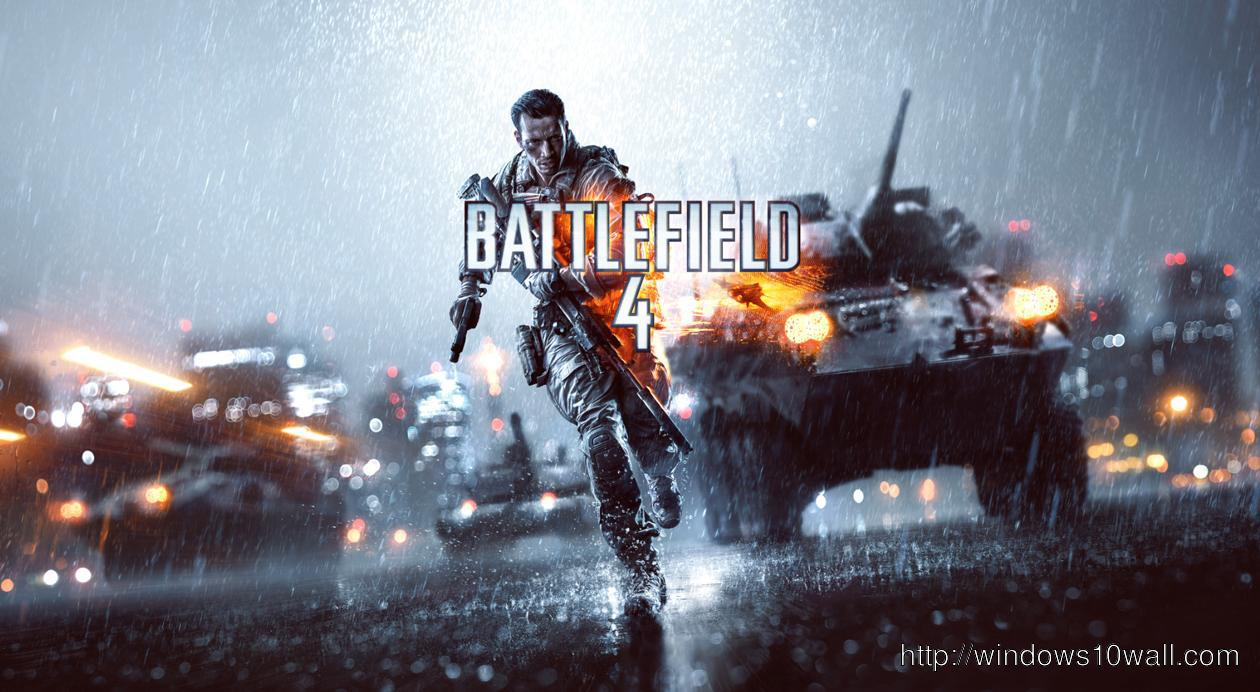 Battlefield 4 Walllpaper