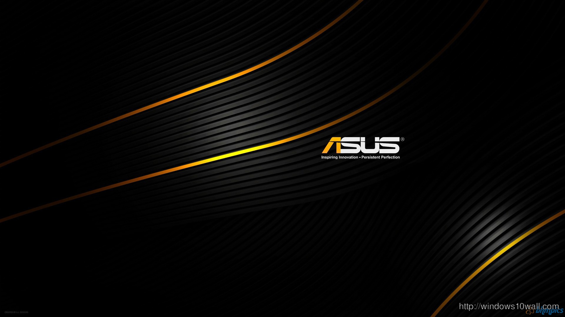 Black Asus Background Wallpaper Windows 10 Wallpapers