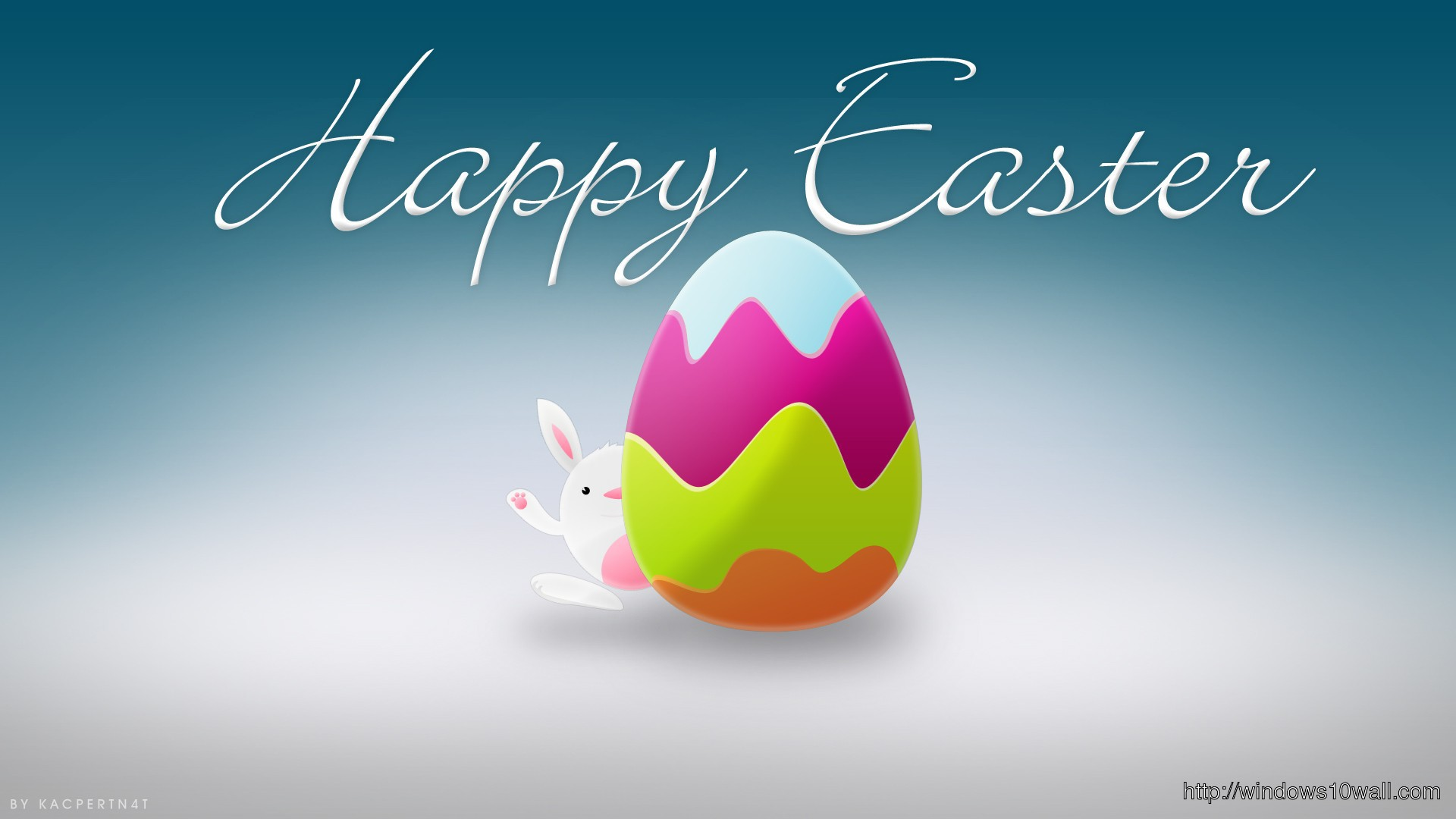 Happy Easter 2014 Background Wallpaper