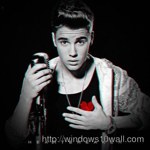 Heartbreaker Justin Bieber Ipad Wallpaper