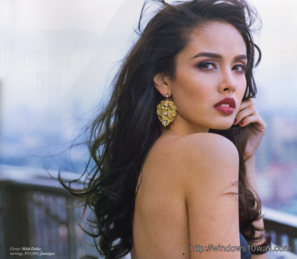 Gorgeous Megan Young Photo