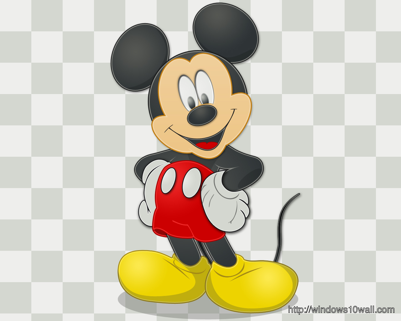 Transparent Mickey Mouse Desktop Background Wallpaper