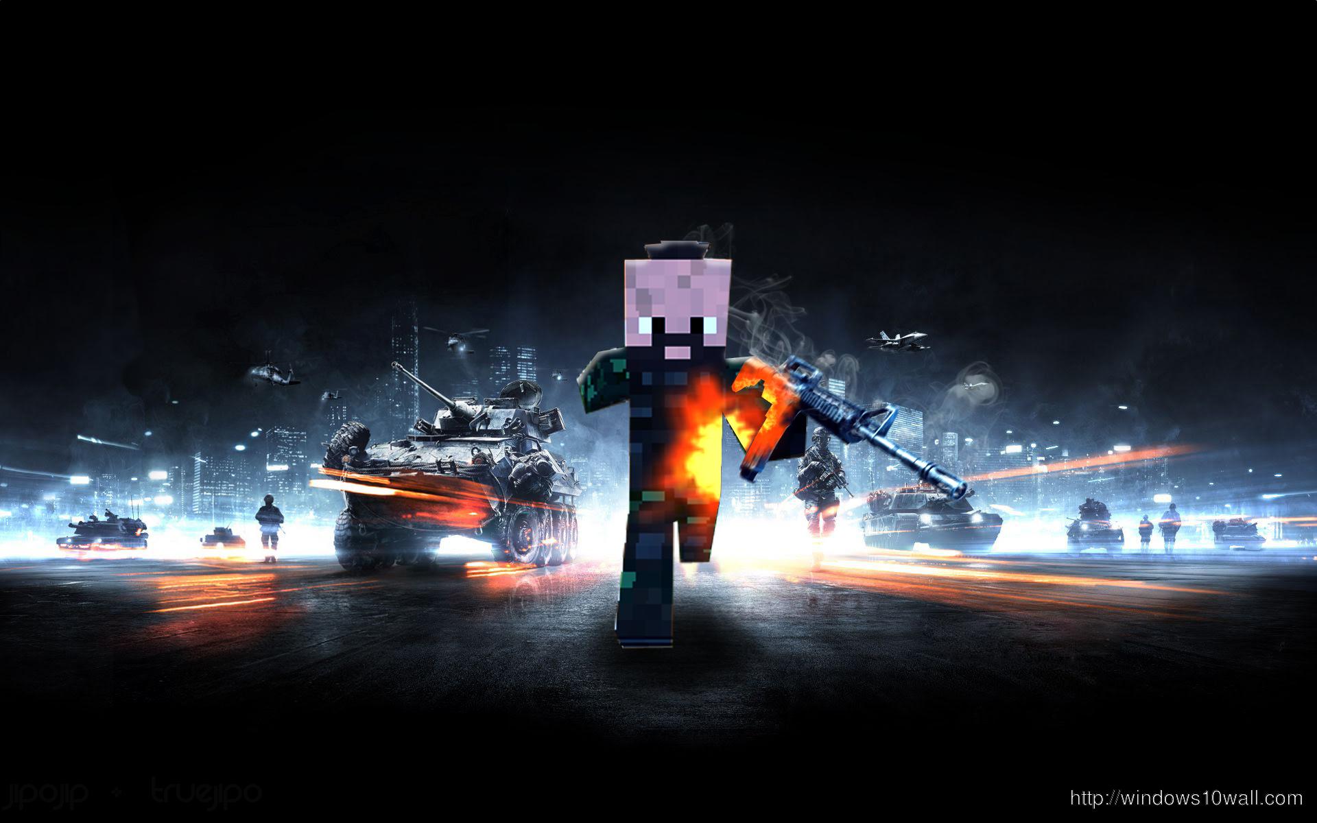 Minecraft – windows 10 Wallpapers