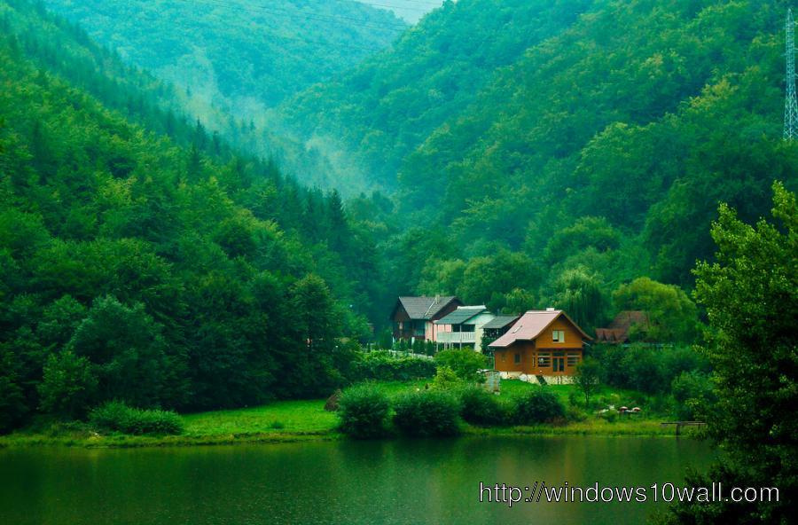 Sweet Home Nature Wallpaper