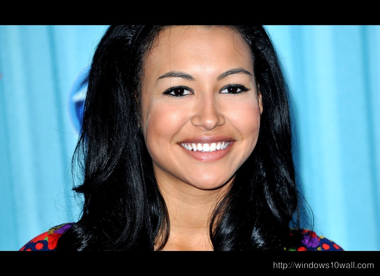 Naya Rivera Smiling