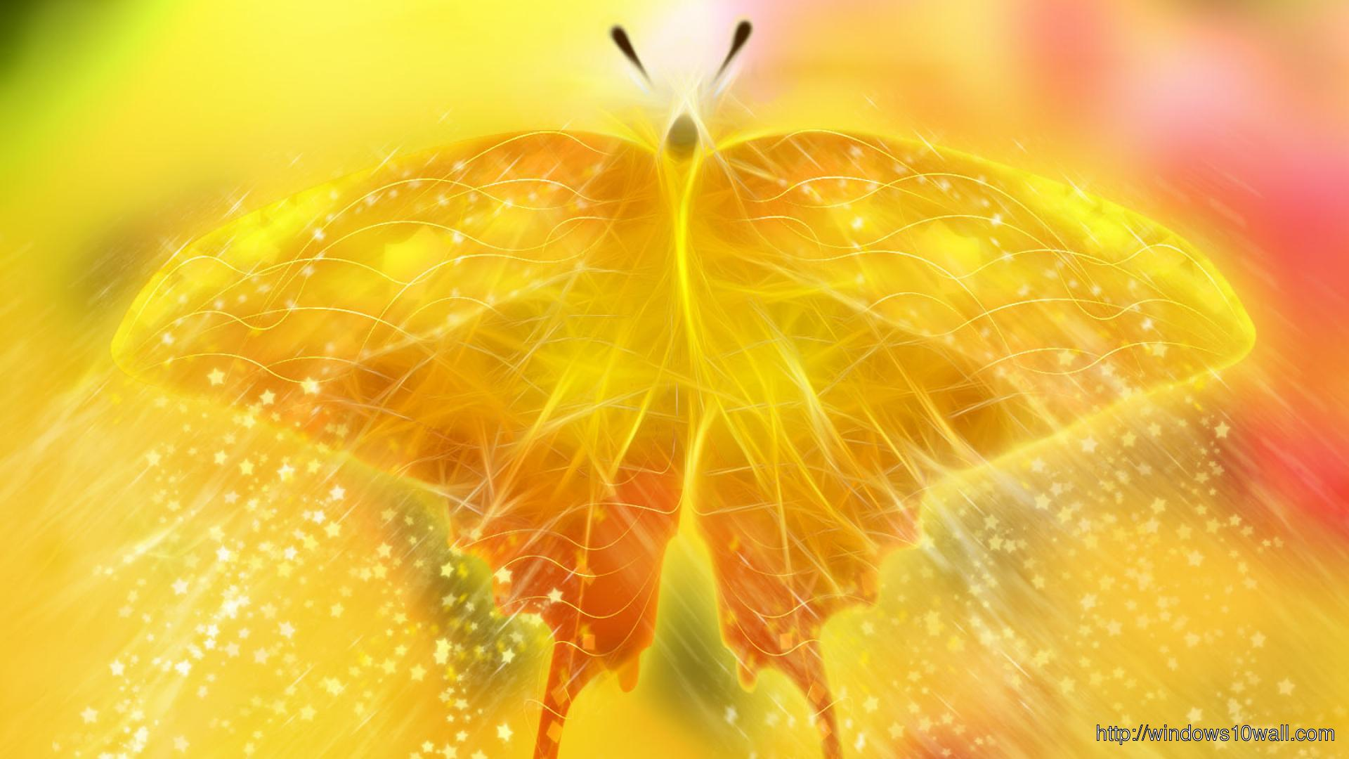 Nice Butterfly Animated Background Wallpaper